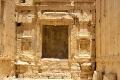 Ruiny świątynii - jeden z ołtarzy